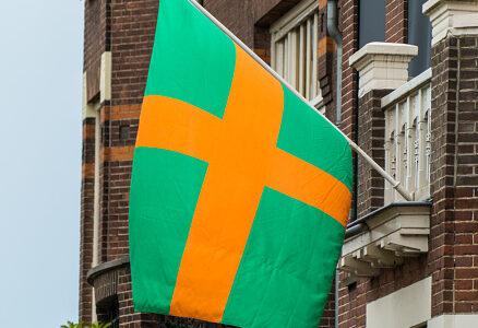 Vierdaagsevlag Nijmegen NL