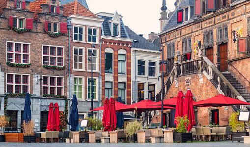 Grote Markt Nijmegen NL
