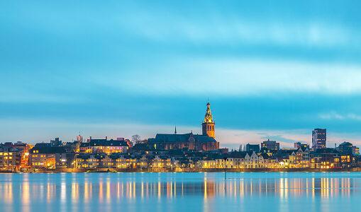 Skyline Nijmegen NL